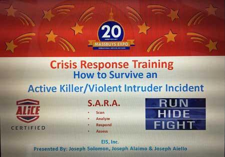 Crisis Responses Training